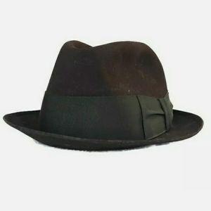 Penneys Marathon Rare Vintage 40s XXXX Hat 7 1/4